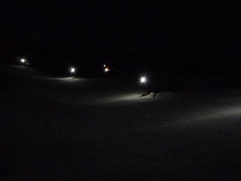 eclairage led nuit