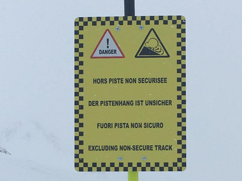 panneau dibon info danger 1