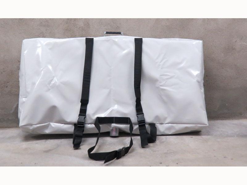 sac transport panneau trepied